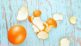 6 slupek z ovoce a zeleniny Foto: