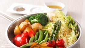 Vitamíny: Neničíte je při vaření Foto: