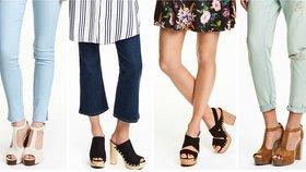 5 triků, jak vybrat pohodlné sandály na podpatku Foto:
