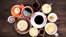 Jakou pijete kávu? Foto:
