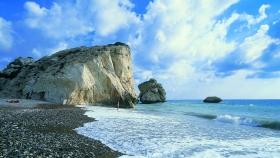 Kypr nej pláže Foto: