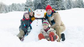 Udržet celou rodinu zdravou je v zimě docela náročný úkol Foto: