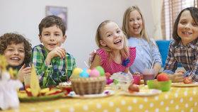 Velikonoce se nezadržitelně blíží, je nejvyšší čas popřemýšlet o tom, jak do sváteční atmosféry vtáhnout i naše děti Foto: