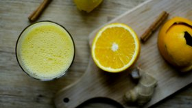 Zimní smoothie  Foto: