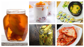 7 kvašených potravin Foto: