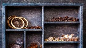Koření má vliv nejen na chuť a vůni kávy, ale působí rozličně i na naše tělo Foto: