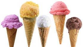 zmrzliny znamení hlavní Foto: