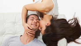 Na co muži myslí při sexu? Budete překvapená Foto: