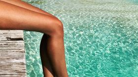 8 tipů, jak mít ukázkové nohy Foto: