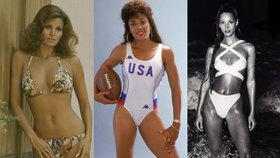 Jaké plavky se nosili v roce, kdyjste se narodila? Foto: