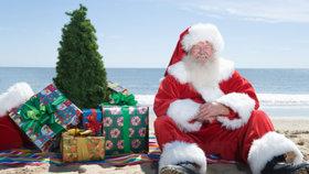 Vánoce se slaví i u moře, třeba na Havaji Foto: