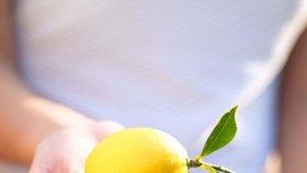Co taky dokáže citron Foto:
