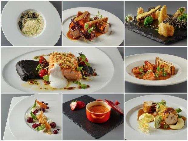 Nové menu v AvantGarde restaurant 8 Foto: