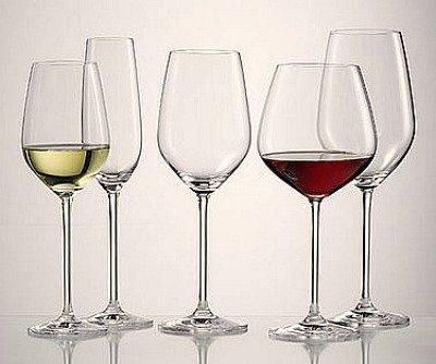 Wine-Glasses Foto: