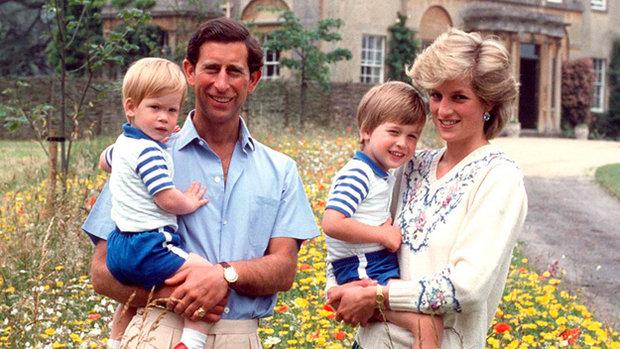 Diana s rodinou Foto: