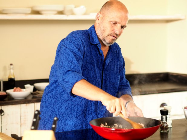 Teď vaří šéf Foto: