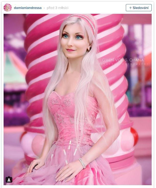 Brazilská Barbie, které se lidé bojí - Obrázek 3 Foto: