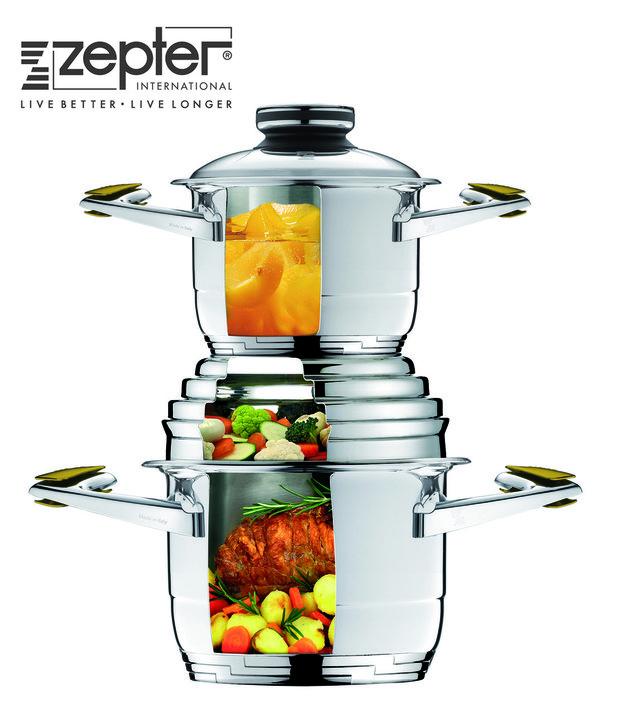 Zepter soutěž o nádobí 3 Foto: