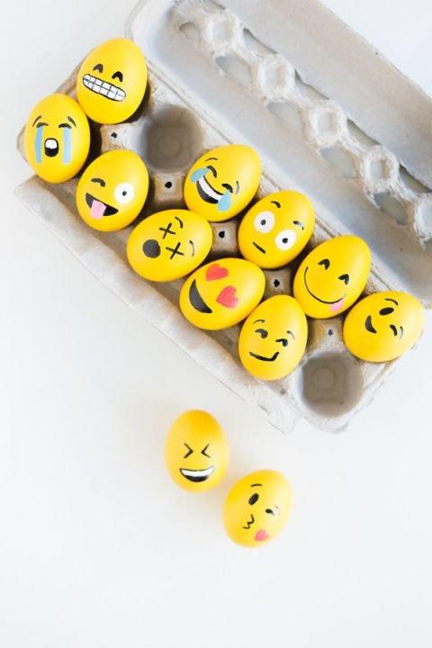 smajlíková vajíčka Foto: