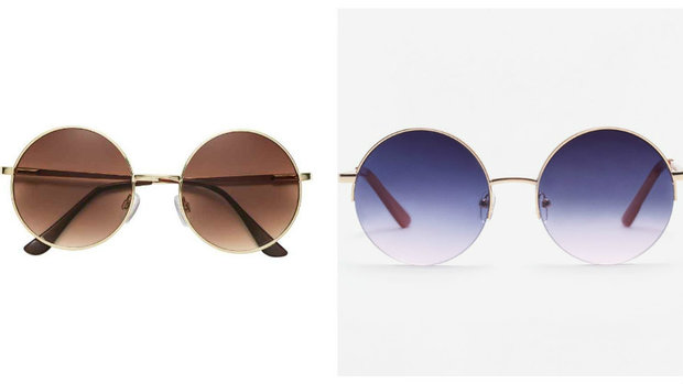zleva: H&M, cena 249 Kč, Mango, cena 499 Kč Foto: