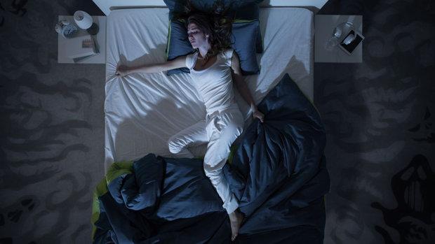 problémy se spánkem umí pořádně potrápit Foto:
