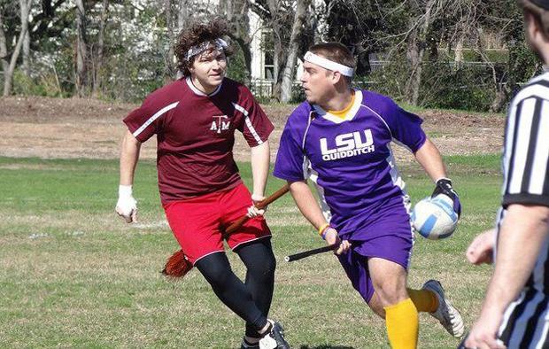 Nejdivnější sporty - Famfrpál, Foto: upload.wikimedia.org