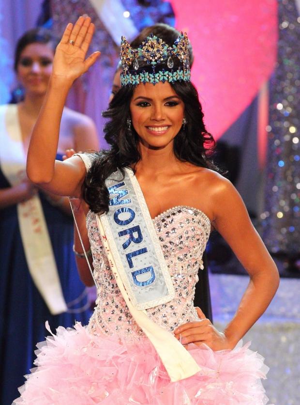 Nejkrásnější ženou světa se v roce 2011 stala jednadvacetiletá Ivian Sarcosová-Colmenaresová z Venezuely Foto: Isifa