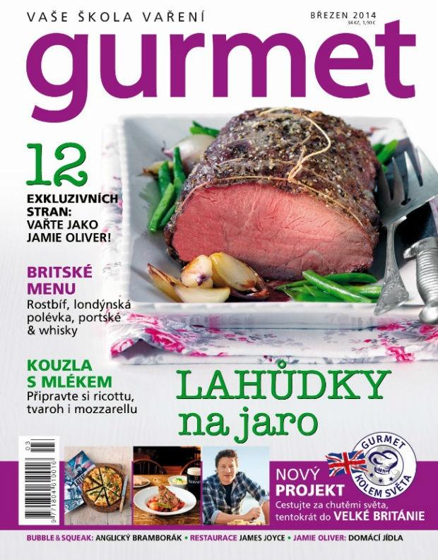 Gurmet - březen 2014