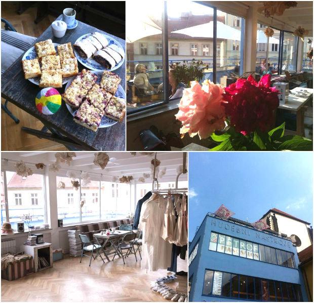 Natálie Steklová shop&café Foto: archiv
