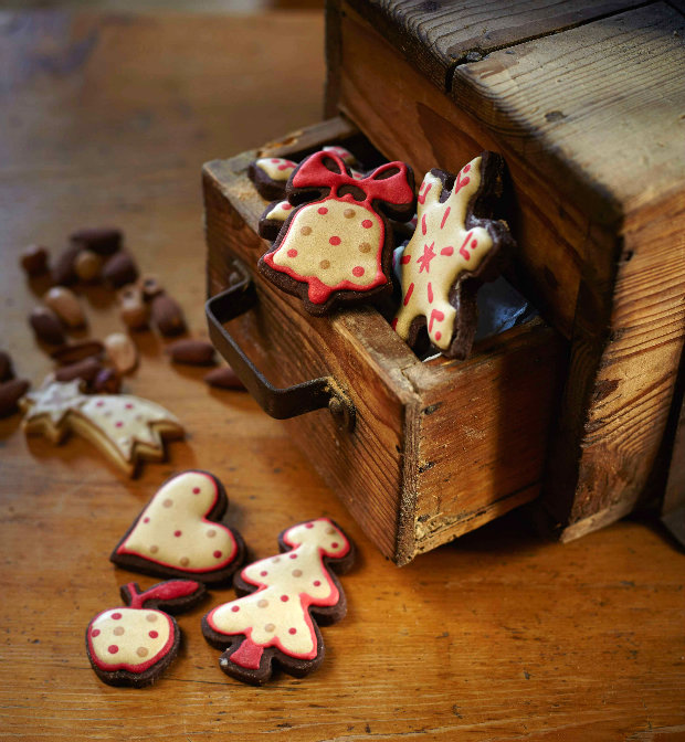 Voňavé sušenky  Foto: