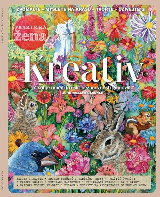 Nový časopis v prodeji! 2 Foto: