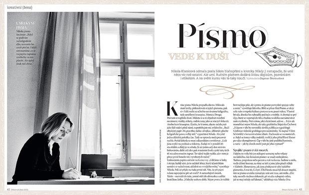 Nový časopis v prodeji! 4 Foto: