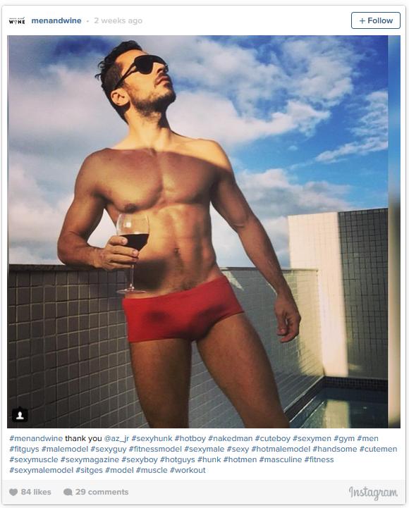 Instagram MenAndWine - Obrázek 16 Foto: