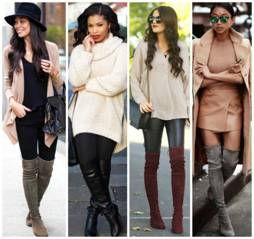 How-to-Wear-Over-the-Knee-Boots-Collage-41-510x481 Foto: