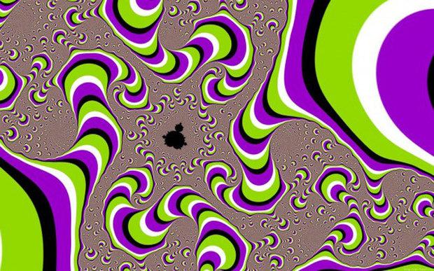 Optické iluze 2 - Obrázek 11 Foto:
