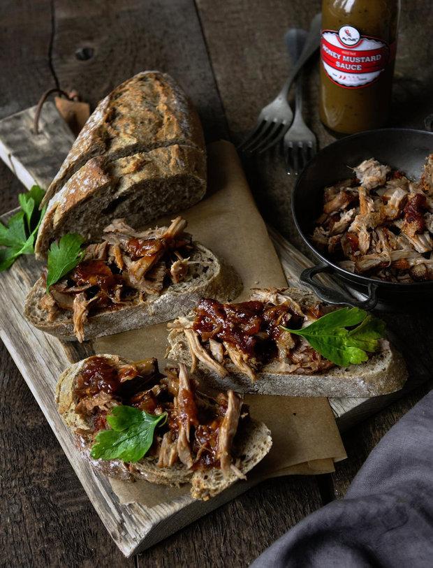 Pomalu pečené vepřové maso 2 Foto: