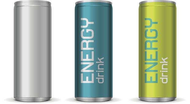 energy drinky Foto: