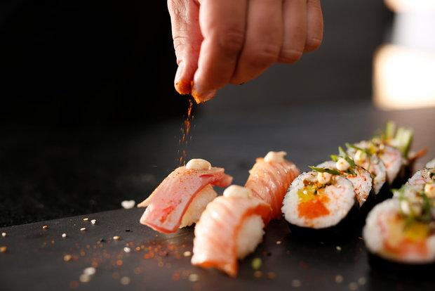 Co by neudělal sushi lover 2 Foto: