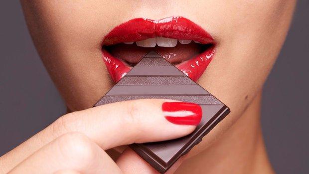 Hořká čokoláda je dokonce zdraví prospěšná! Foto: