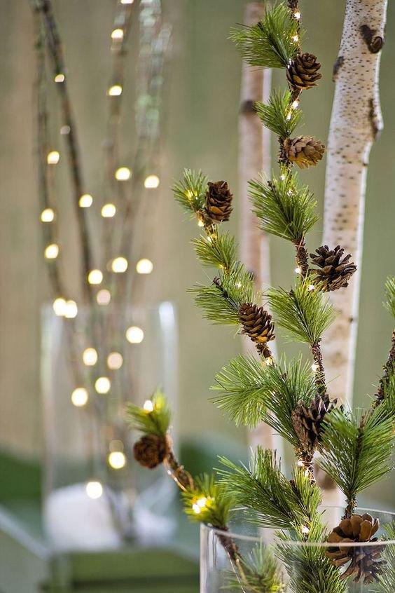 Snadná dekorace, která nemusí sloužit jen o Vánocích Foto: