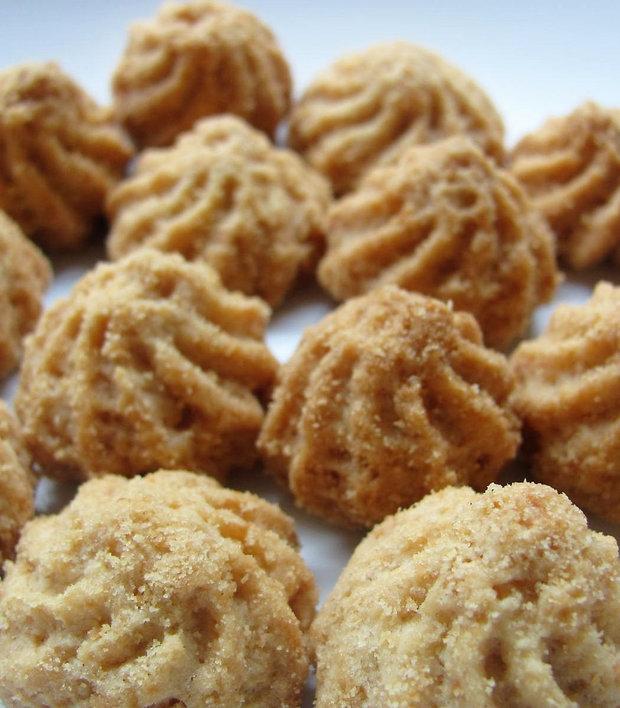 Kokosky z jáhel Foto: