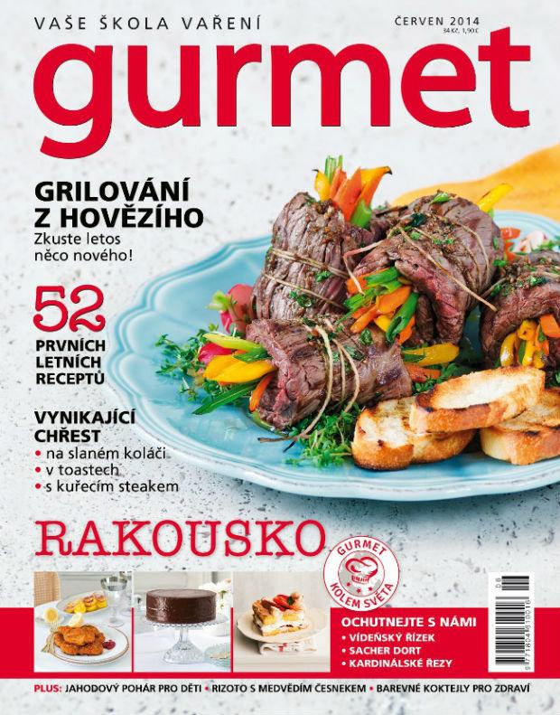Gurmet - červen 2014
