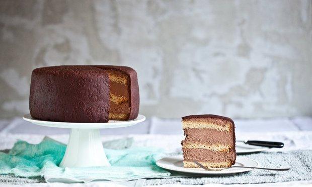 Čokoládový dort Folk Foto: