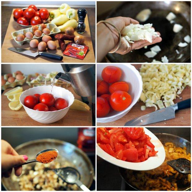 Lečo s uzenou paprikou a vejcem 2 Foto: