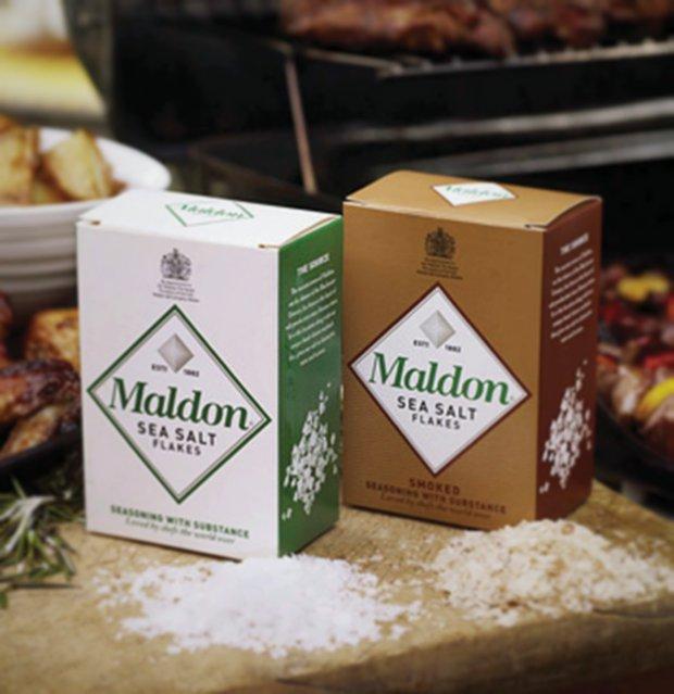 Vločková sůl Maldon 4 Foto: