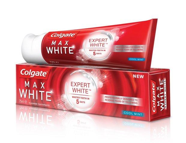 Colgate max white Foto: