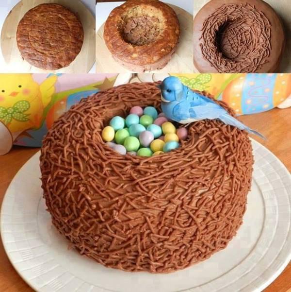 bird-cake Foto: