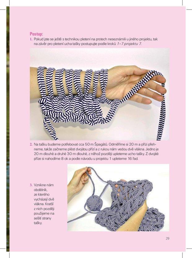 Pletení na rukou  - Obrázek 1 Foto: