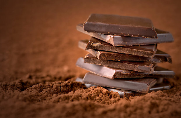hořká čokoláda Foto: