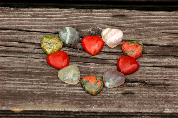 léčivé kameny Foto: